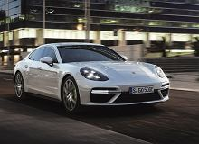 Salon Genewa 2017 | Porsche Panamera Turbo S E-Hybrid | Rekordowa moc!