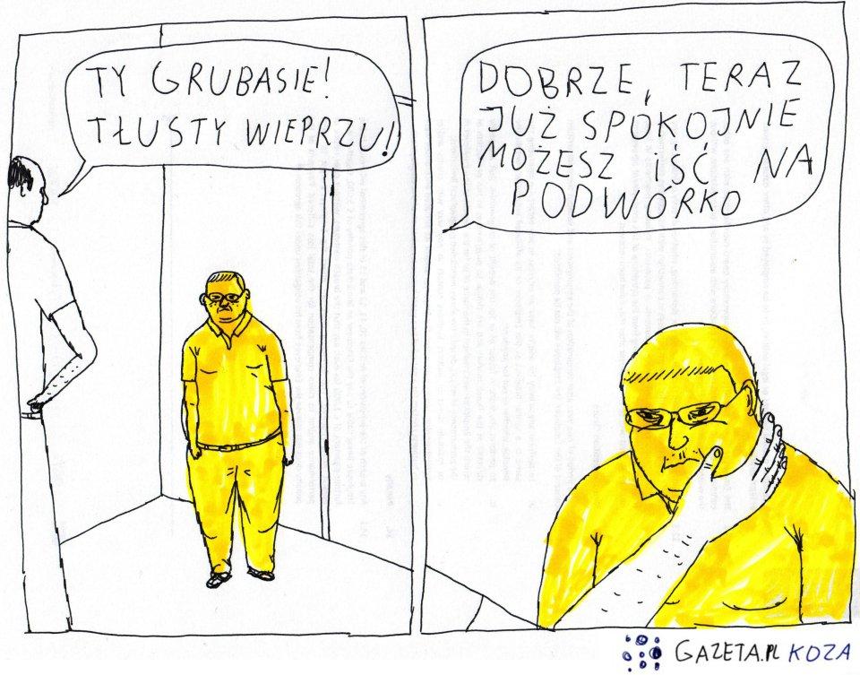 Koza dla Gazeta.pl [15] - Rys. Janek Koza