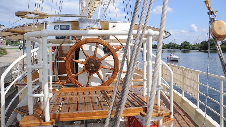 Jacht. Zdjęcie ilustracyjne