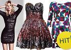 Sukienki z po�yskiem - idealne na imprez�