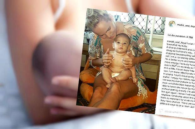 Maddi Wright swoim wyznaniem zwróciła uwagę na problem, z którym mierzy się wiele matek