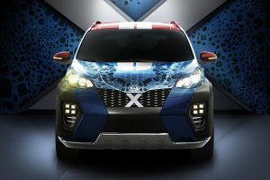 Kia Sportage dla fan�w X-Men�w