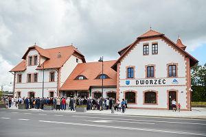 Pokonał ponad 30 konkurentów. Dworzec w Kartuzach najpiękniejszym w kraju