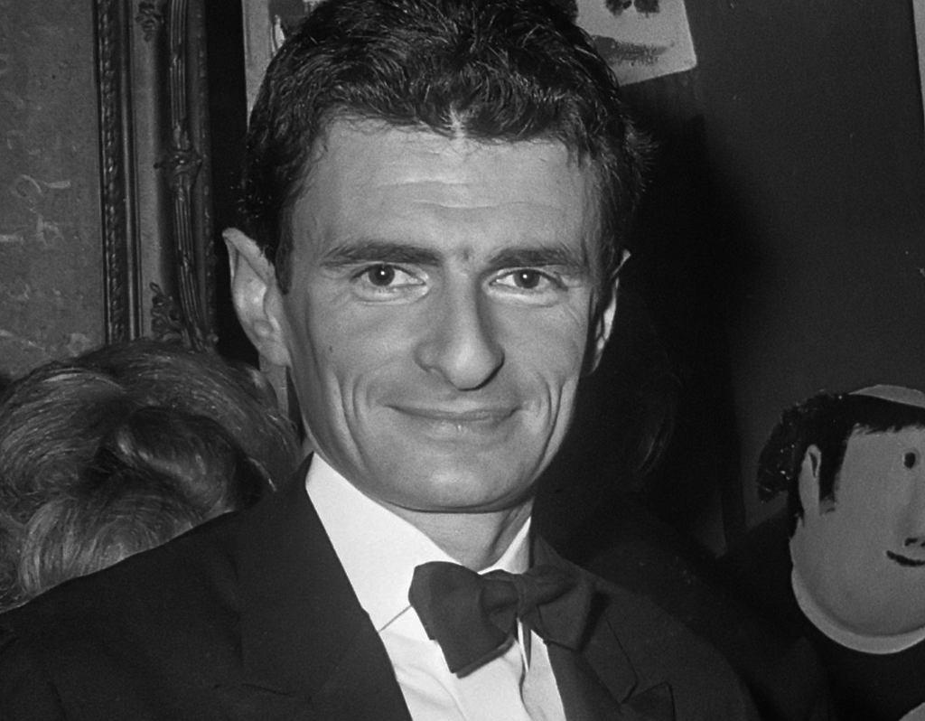 Jerzy Kosiński w 1969 r. (fot. Eric Koch / Anefo - Nationaal Archief / Wikimedia.org / CC BY-SA 3.0 nl)