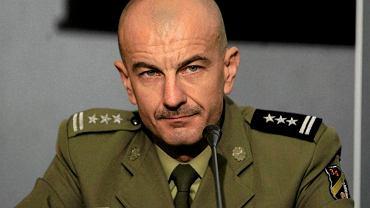 Nowy szef Sztabu Generalnego Wojska Polskiego gen. Rajmund Andrzejczak.