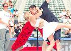 Połączyła ich miłość do sportu. Zobaczcie, gdzie wzięli ślub!