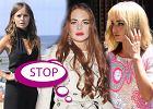 Miranda Kerr, Iwona Węgrowska i Lindsay Lohan - sprawdź, kto jeszcze zaliczył wpadkę beauty!