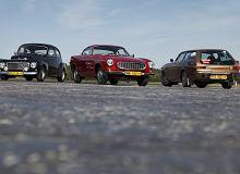 Volvo PV544 | Volvo P1800 | Volvo 1800 ES | Trzy historie