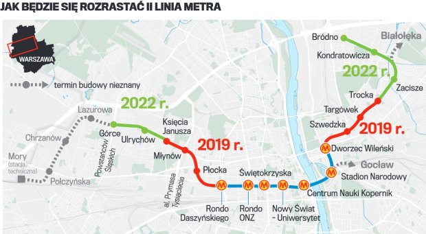 Budowa Metra Rozryla Brodno Na Pol Zobacz Spektakularne Ujecia Z