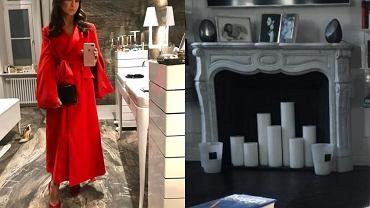 Dom pod Warszawą, gdzie mieszka Kinga Rusin z córkami, Polą i Igą, jest stylowy i elegancki. Gwiazda TVN-u urządziła go ze smakiem, a klasyczna elegancja idzie w parze z nowoczesnością. Efekt? Jest tam bardzo przytulnie.