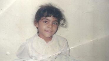 Israa al-Ghomgham jako dziecko. Jedyne jej zdjęcie udostępnione przez zwolenników.