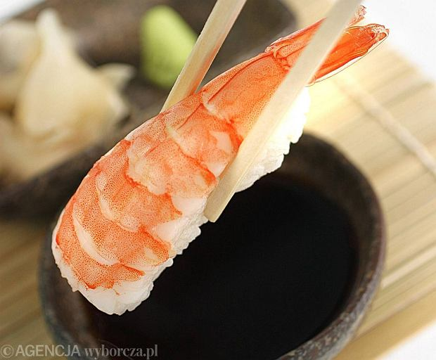 Uczta zmys��w - kuchnia japo�ska
