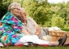 Upadki os�b starszych. S�aby wzrok, za du�o lek�w