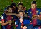 Barcelona �wi�tuje kolejne mistrzostwo Hiszpania