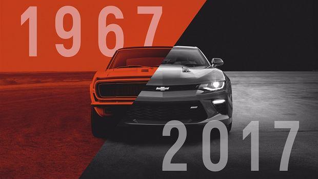 Chevrolet Camaro | Urodziny amerykańskiej legendy