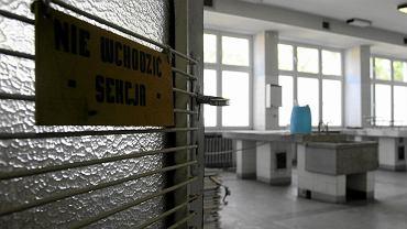Sala prosektoryjna [zdjęcie ilustracyjne]