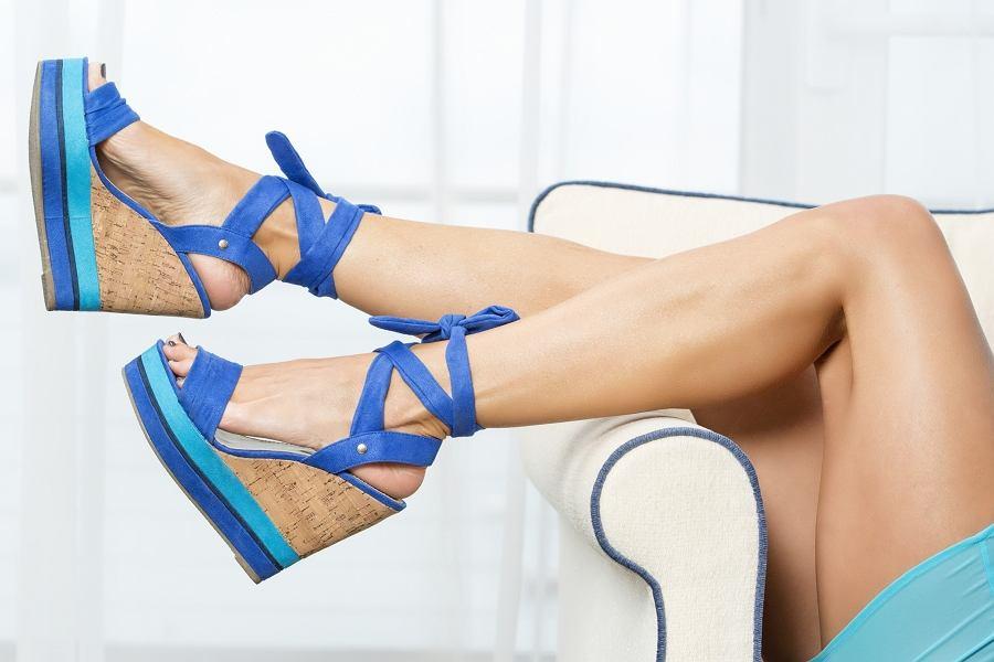buty na lato