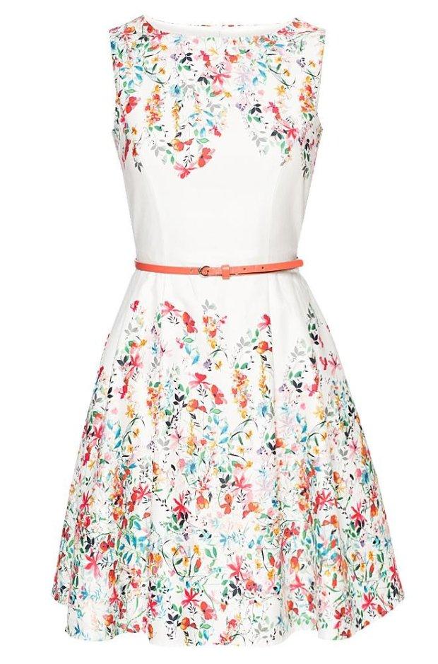9f852984da Sukienki w kwiaty z wiosenno - letnich kolekcji - zdjęcie nr 11