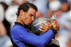 Nadal wygrał Roland Garros! Rekordowy triumf Hiszpana