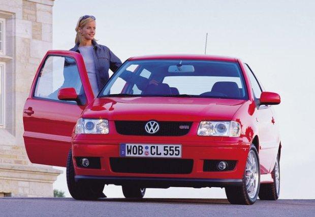 Czterdziestolatek | Urodziny Volkswagena Polo