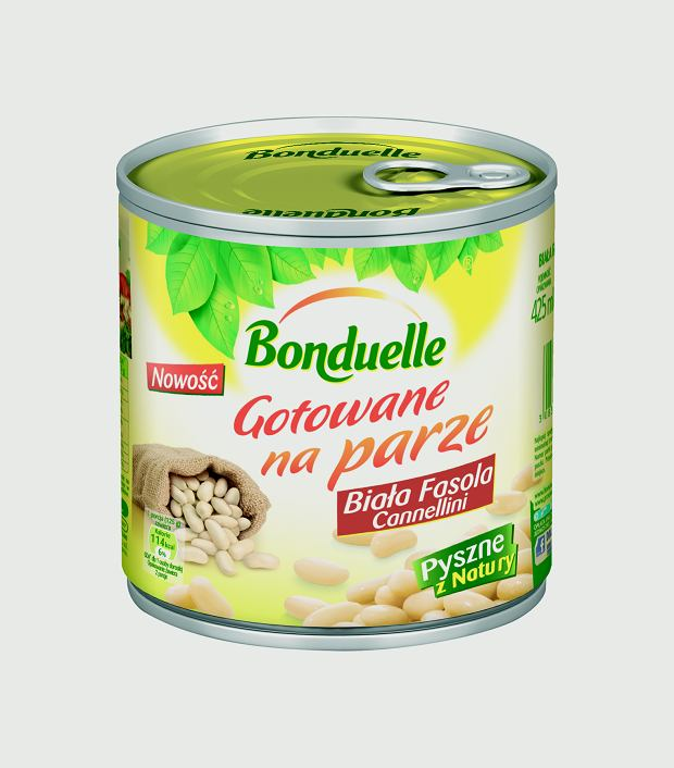 """Rewolucyjna innowacja od Bonduelle: warzywa """"Gotowane na parze"""""""