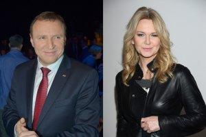 Jacek Kurski, Gra�yna Torbicka