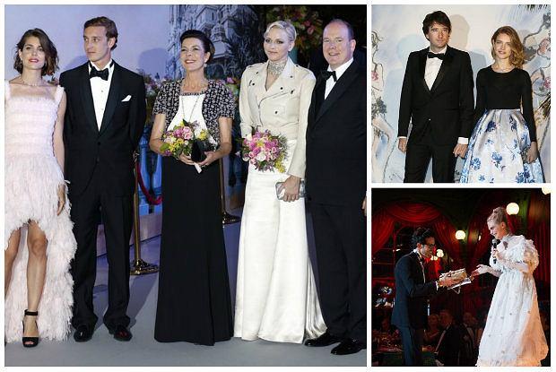 Piękni, sławni i bogaci na wielkim Bal de la Rose - tak się bawią wyższe sfery! [ZDJĘCIA]