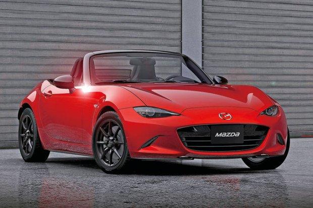 Salon Pary� 2014 | Mazda MX-5 | Czwarta generacja