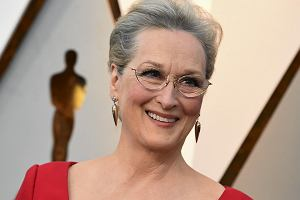 Meryl Streep na gali Oscary 2018