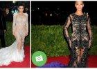 Kim Kardashian na Met Gala 2015 - czy kogo� Wam przypomina?