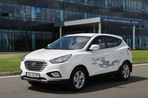 Rekordowy przejazd seryjnego Hyundaia na wod�r