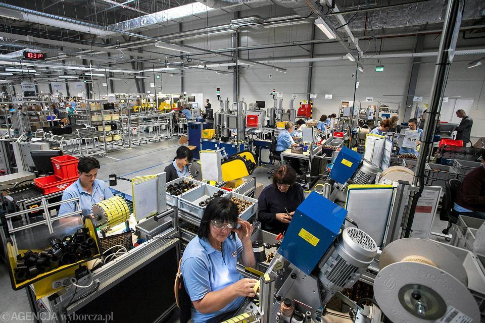 Fabryka SOPEM w specjalnej Strefie Ekonomicznej w Niepołomicach