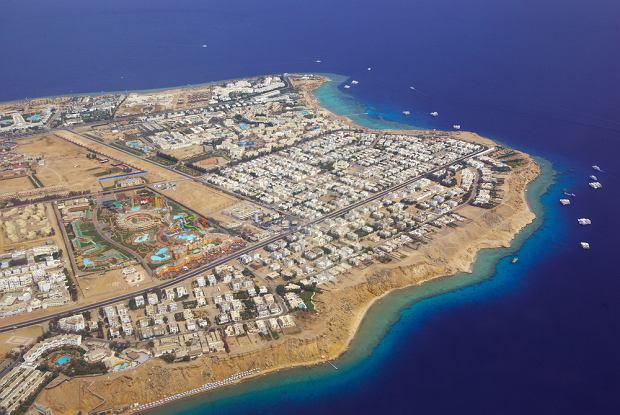 Egipt. P�wysep Synaj na wakacje
