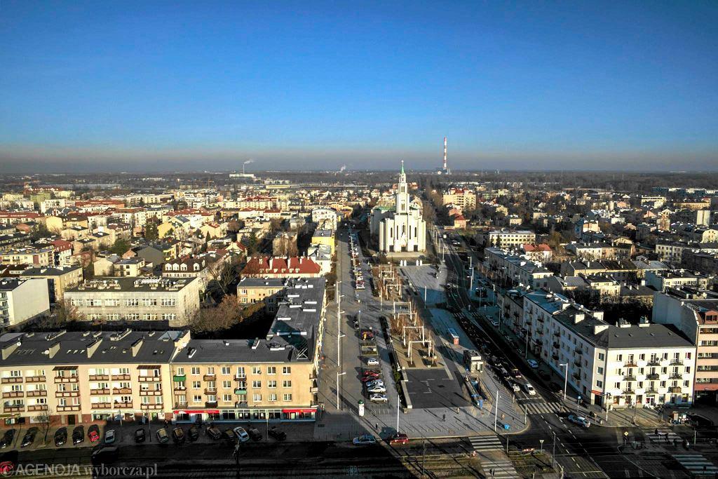 Plac Szembeka dziś / DARIUSZ BOROWICZ