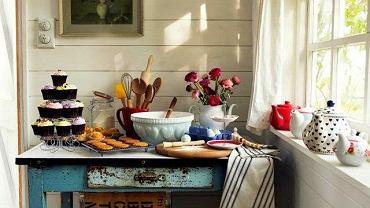 Retro dekoracje do kuchni
