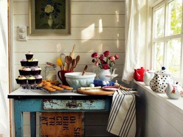 Dodatki do kuchni w stylu retro -> Kuchnia Retro Sklep