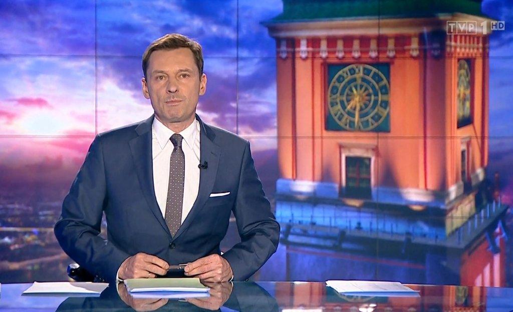 Krzysztof Ziemiec, prowadzący