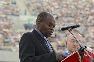Bashobora znów uzdrawia na Stadionie Narodowym