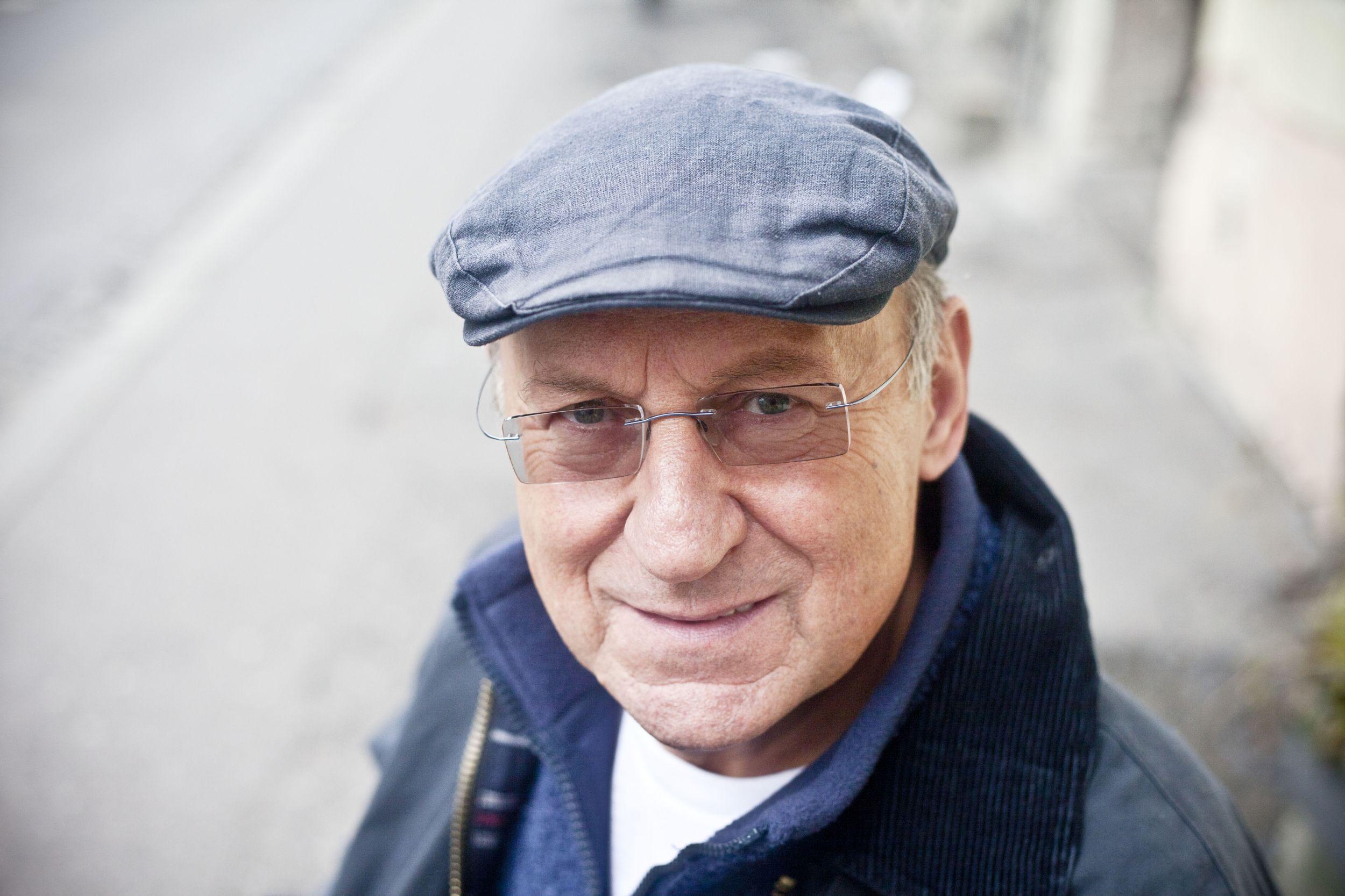 Piotr Fronczewski (fot. materiały prasowe / Znak Literanova)