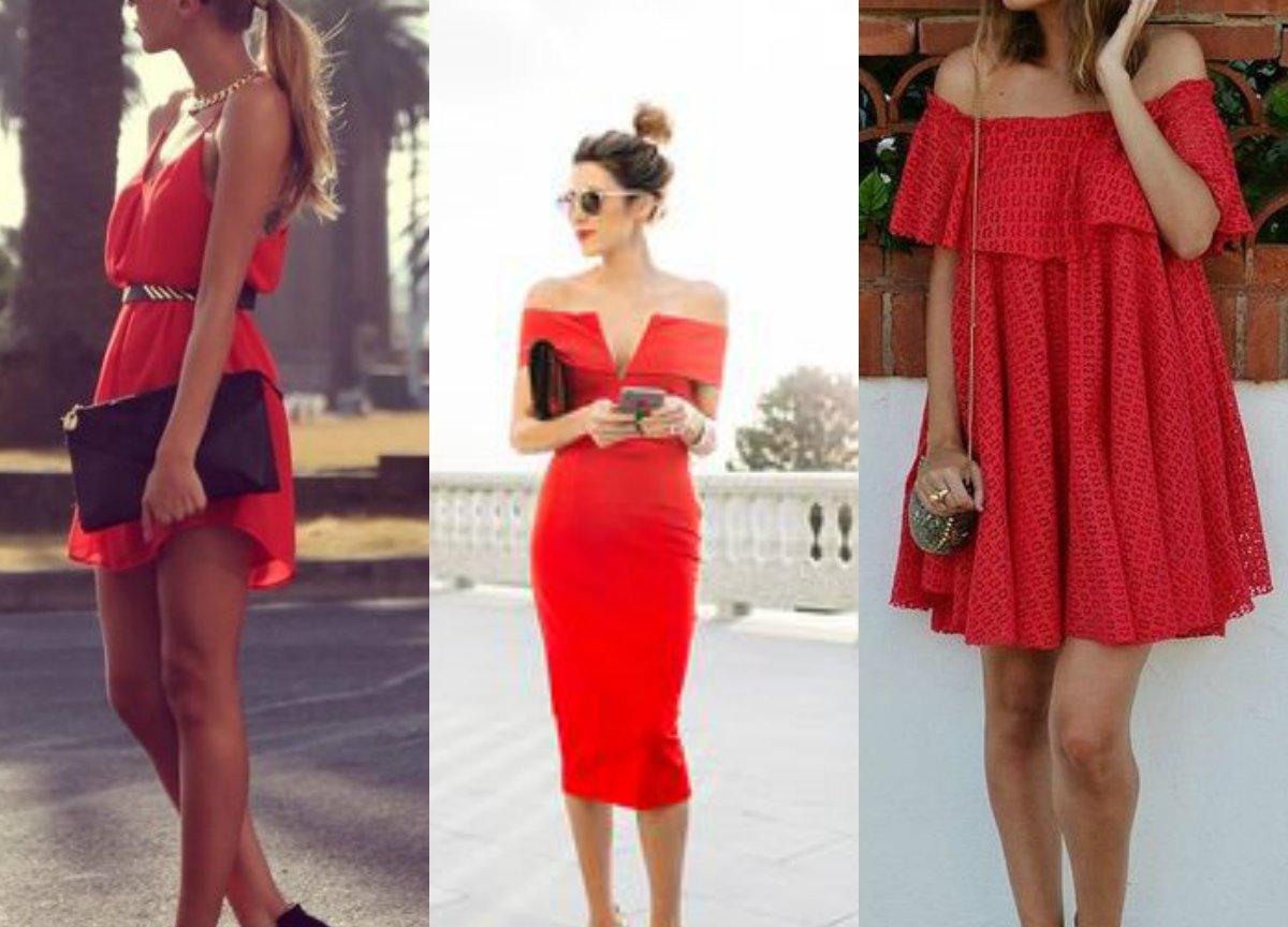 b8ea3be133 Czerwone sukienki - wybierz z nami swój ulubiony model!