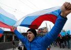 """Krym. """"Nie �yczymy sobie tutaj wojsk NATO. Nie zapominajmy, �e Krym nale�y do �wiata rosyjskiego"""""""