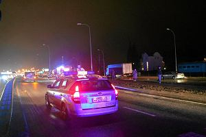 �miertelny wypadek na Ostrowskiej. Nie �yje motocyklista