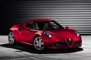 Salon Genewa 2013 | Alfa Romeo 4C