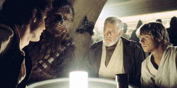 Gwiezdne wojny. Część IV - Nowa nadzieja