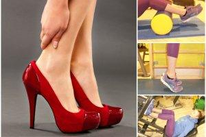 7 prostych �wicze� dla kobiet kochaj�cych szpilki