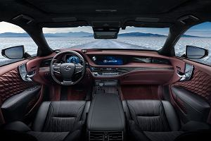 Salon Genewa 2017 | Lexus LC 500h | Flagowa hybryda