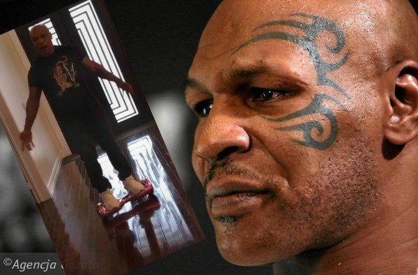 """Mike Tyson, były pięściarz, mistrz wagi ciężkiej, zaprezentował swój utwór """"If You Show Up"""". Diss wymierzony jest przeciwko Soulja Boyowi."""