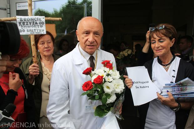 SLD: zwolni� prof. Chazana albo zawiadamiamy prokuratur�