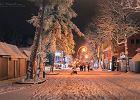 Zima dotarła do Zakopanego