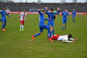 Reprezentacja Polski U-20 pokonała Włochów w Pile. Trzy gole Polaków w sześć minut